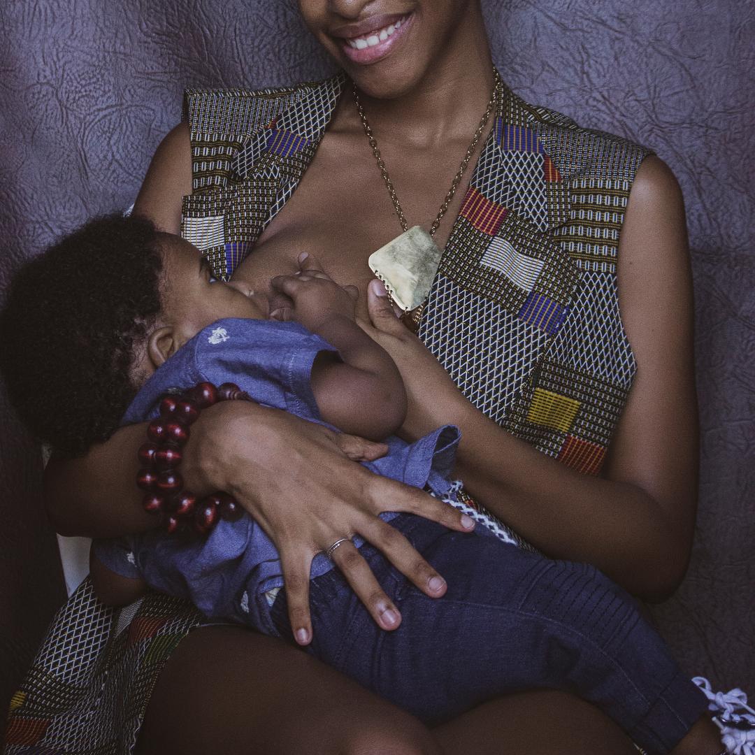 El potencial de la leche materna contra infecciones por estreptococos